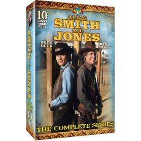 Alias Smith & Jones: Complete Series (10 disc) (Import)
