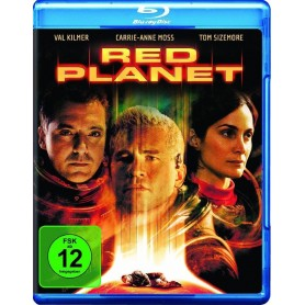 Red Planet (Blu-ray) (Import svensk textning)