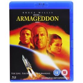 Armageddon (Blu-ray) (Import Sv.Text)
