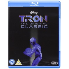Tron (1982) (Blu-ray) (Import Sv.text)
