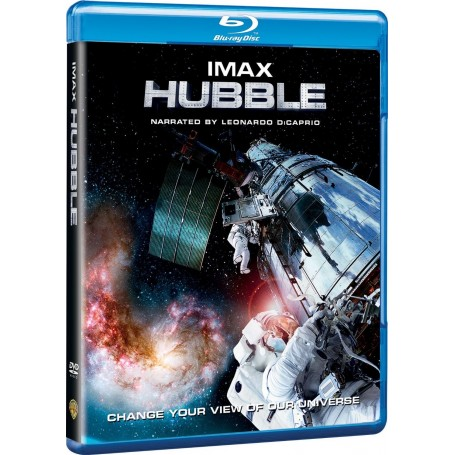 IMAX: Hubble (Blu-ray 3D + Blu-ray) (Import Sv.text)