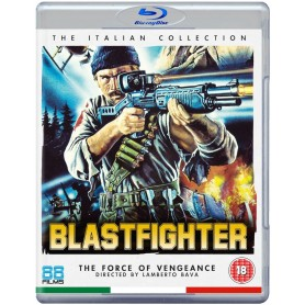 Blastfighter (Uncut) (Blu-ray) (Import)