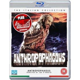 Anthropophagous (Blu-ray) (Import)