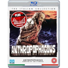 Anthropophagous (Blu-ray) (Import)