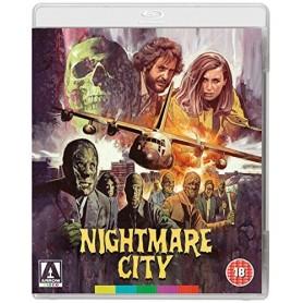 Nightmare City (Blu-ray + DVD) (Import)