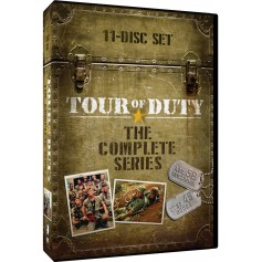 Tour of duty (Complete series 11-disc) (Import)