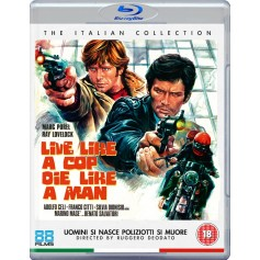 Live Like a Cop, Die Like a Man (Blu-ray) (Import)