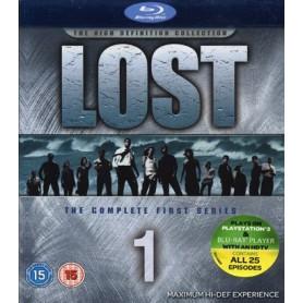 Lost - Säsong 1 (Blu-ray) (Import svensk text)