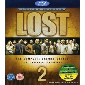 Lost - Säsong 2 (Blu-ray) (Import svensk text)