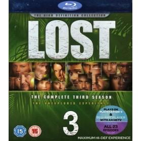 Lost - Säsong 3 (Blu-ray) (Import svensk text)