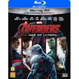 Avengers - Age of Ultron (Blu-ray 3D + Blu-ray)
