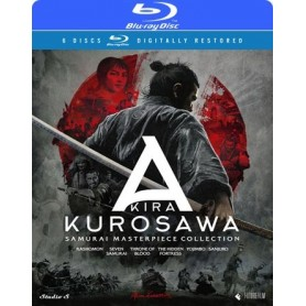 Akira Kurosawa Samurai Masterpiece Collection (Blu-ray)