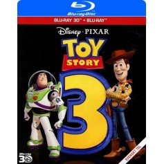 Toy Story 3 (Real 3D + Blu-ray)