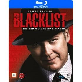 Blacklist - Säsong 2 (Blu-ray)