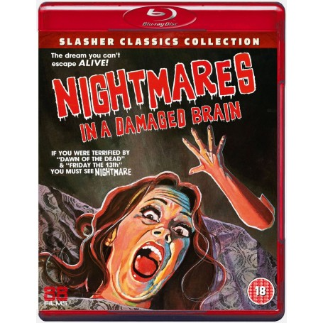 Nightmares in a Damaged Brain (Blu-ray) (Uncut) (Import)