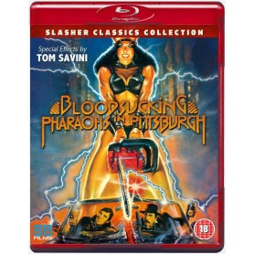 Bloodsucking Pharoahs in Pittsburgh (Blu-ray) (Import)