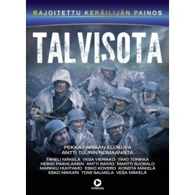Vinterkriget - Collectors edition (Import svensk text)
