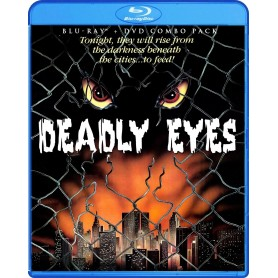 Deadly Eyes (Blu-ray + DVD) (Import)
