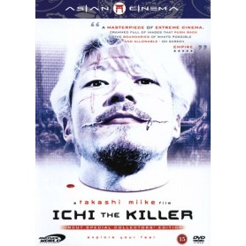 Ichi the killer (Uncut special collectors edition) (Import svensk text)