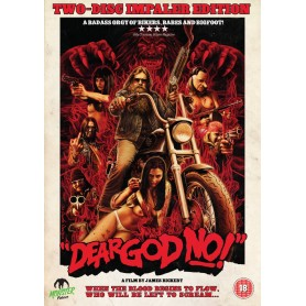 Dear god no! (2-disc Impaler Edition) (Import)