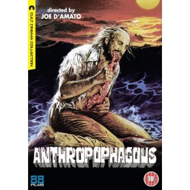 Anthropophagous (Uncut) (Import)