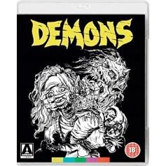 Demons (uncut) (Blu-ray + DVD) (Import)