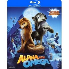 Alpha och Omega (Blu-ray)