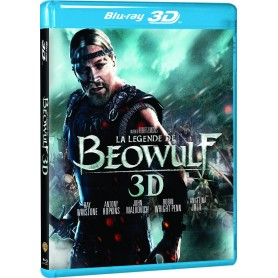Beowulf (Directors' cut) (Blu-ray + Real 3D) (Import svensk text)