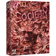 Society (Limited edition) (Dual Format Blu-ray + DVD) (Import)