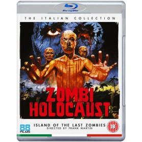 Zombie Holocaust (Blu-ray) (Import)
