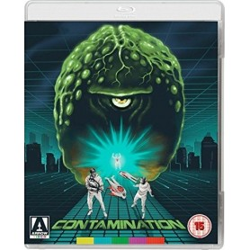 Contamination CBlu-ray + DVD) (Import)