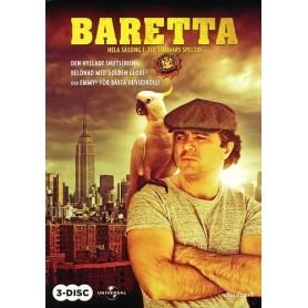 Baretta - Säsong 1