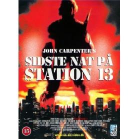 Attack på polisstation 13 (Import svensk text)