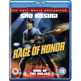 Rage of honor (Blu-ray (Import)