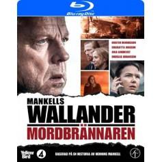 Wallander 31 - Mordbrännaren (Blu-ray)