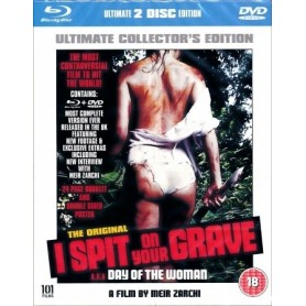 I spit on your grave (1978) (Blu-ray) (Import)