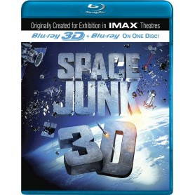 IMAX-Space Junk 3D (Blu-ray) (Import)