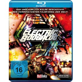 Electric Boogaloo - The Wild, Untold Story of Cannon Films (Blu-ray) (Import)