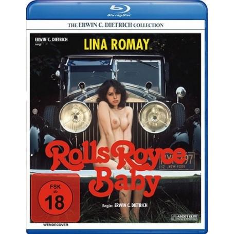 rolls royce baby (blu-ray) (import) - dvd shoppen