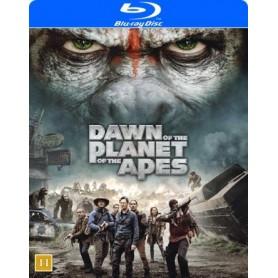 Apornas Planet - Uppgörelsen (Blu-ray)
