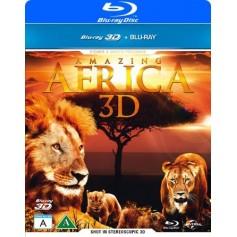 Amazing Africa (Blu-ray 3D)