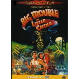 Big Trouble In Little China (2-disc)