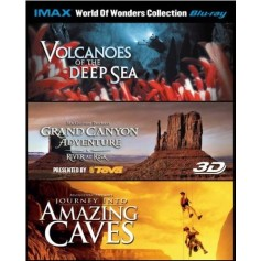 IMAX World of Wonders Collection (Blu-ray)