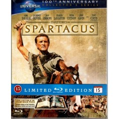 Spartacus - Digibook Collection (Blu-ray)