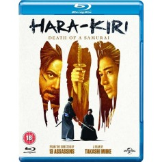 Hara-Kiri: Death of a Samurai (Blu-ray) (Import)