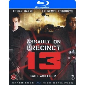 Assault On Precinct 13 (2005) (Blu-ray)