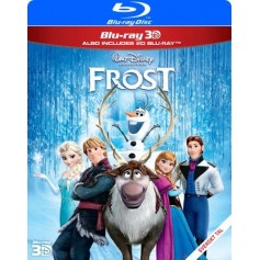 Frost (Disney) (Real 3D + Blu-ray)