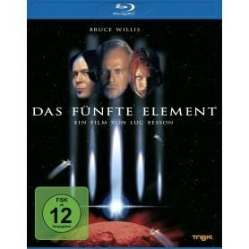 Det femte elementet - Special edition (Blu-ray) (Import)