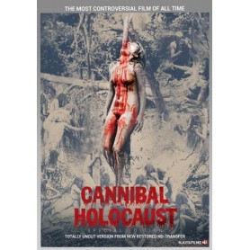 Cannibal Holocaust - Uncut Special edition