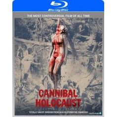 Cannibal Holocaust - Uncut Special edition (Blu-ray)